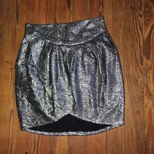 Isabel Marant x H&M tulip skirt